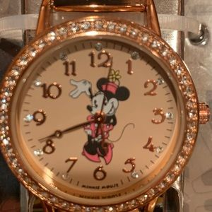 🆕 Disney Minni Mouse Watch